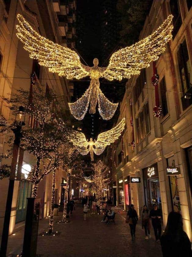 Christmas 2018, Christmas tress, stunning Christmas trees