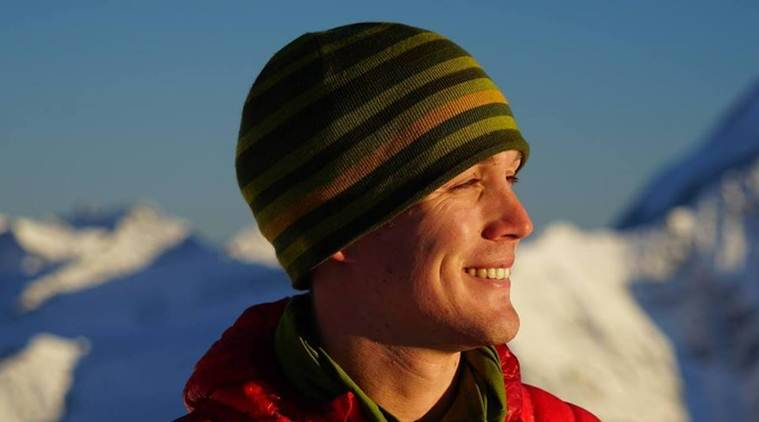 American adventurer first to solo across Antarctica unaided