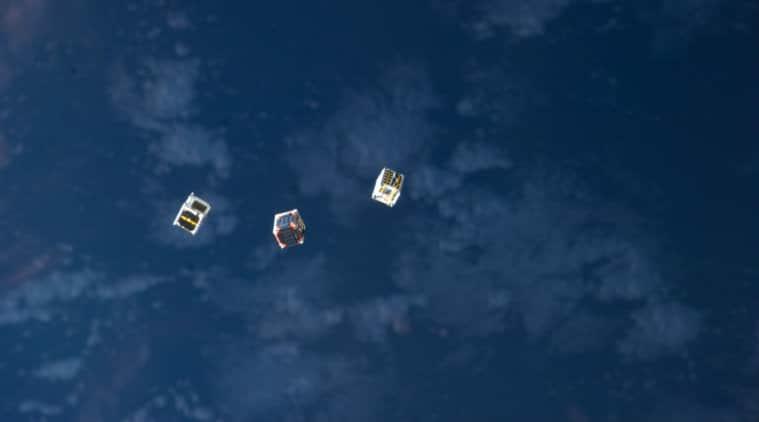 Spacecraft, Spaceflight, CubeSats, Satellite, NanoRacks, Rocket Lab, National Aeronautics and Space Administration, CubeSat mission, Rocket Lab's, RailPODs, Twitter, Mahia Peninsula, United States, New Zealand, aerospace manufacturer, davinci, Albus22