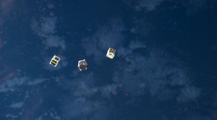 Spacecraft, Spaceflight, CubeSats, Satellite, NanoRacks, Rocket Lab, National Aeronautics and Space Administration, CubeSat mission, Rocket Lab's, RailPODs, Twitter, Mahia Peninsula, United States, New Zealand, aerospace manufacturer, davinci, Albus22