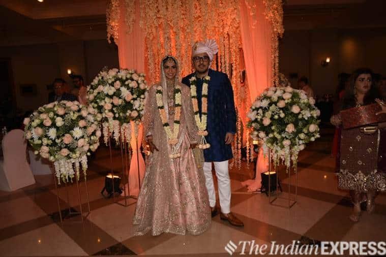 Dinesh Vijan, Pramita Tanwar wedding photos