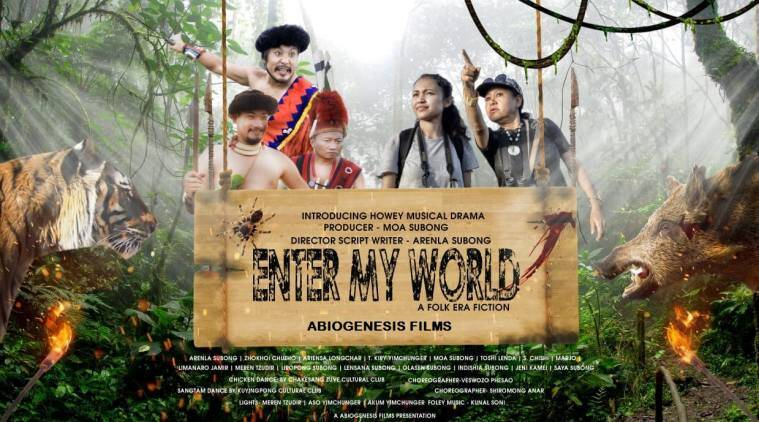 Enter My World, Arenla Subong, Moa Subong