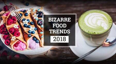 Weird food trends, Weird food trendsunicorn foods