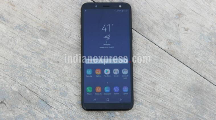 Samsung Galaxy J6, Samsung Galaxy J6 software update, Galaxy J6 price in India, Galaxy J6 review, Samsung Galaxy J6 specifications, Samsung Galaxy J6 amazon India, Samsung Galaxy J6 Flipkart