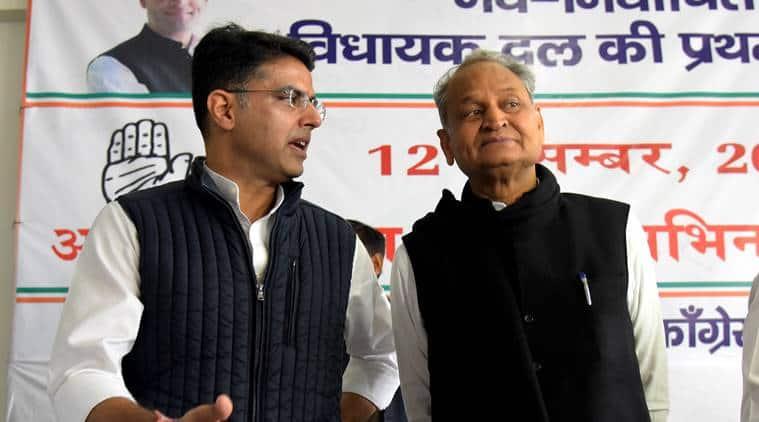 Rajasthan Election Results 2018: Rebels back Ashok Gehlot as Mayawati extends hand