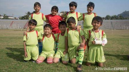 Greater Guwahati Baby League, Assam Football Association, All India Football Federation