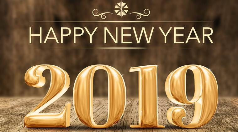 2 Wallpaper: Happy New Year 2019 Wishes Images, Quotes