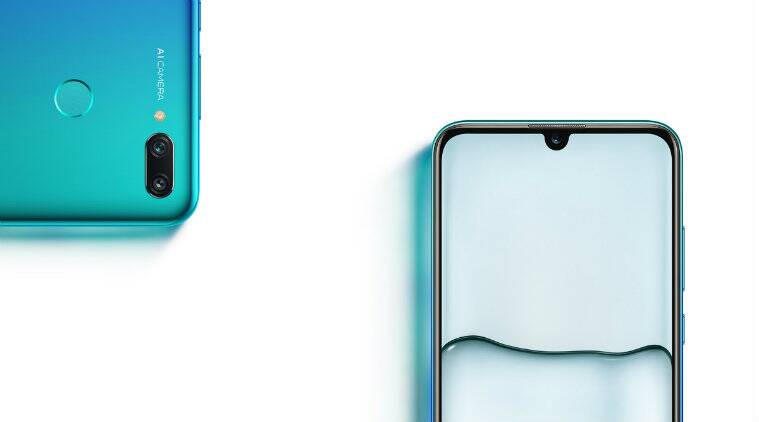 Huawei P Smart (2019) launched with dual cameras, dewdrop notch