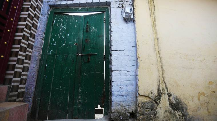 Before IS arrests, officials surveyed Amroha homes