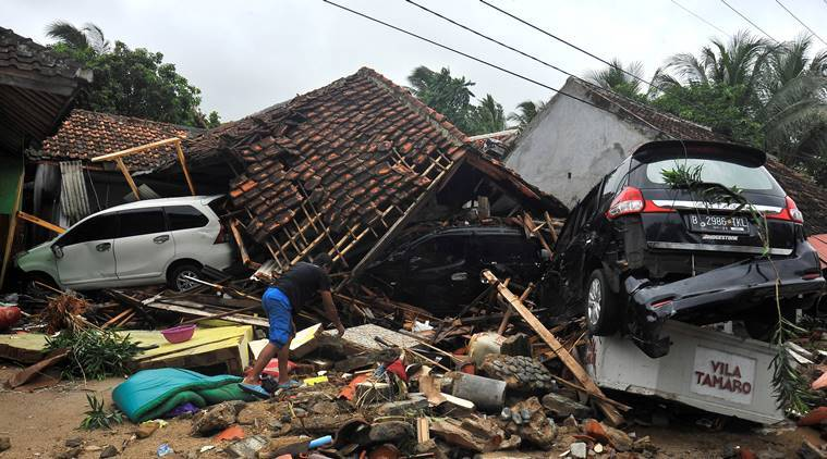 Indonesia tsunami, Indonesia tsunami today, Indonesia tsunami news, indonesia tsunami live, band Seventeen, Seventeen band members killed, indonesia tsunami latest news, indonesia tsunami 2018 indonesia news, tsunami hits indonesia, tsunami indonesia, tsunami indonesia 2018, tsunami in indonesia, indonesia tsunami live updates, Java, Sumatra, Java Tsunami, Sumatra Tsunami, Tsunami alert, indonesia disaster, indonesia tsunami injured, indonesia tsunami missing, indonesia news, World news, Indian express, latest news