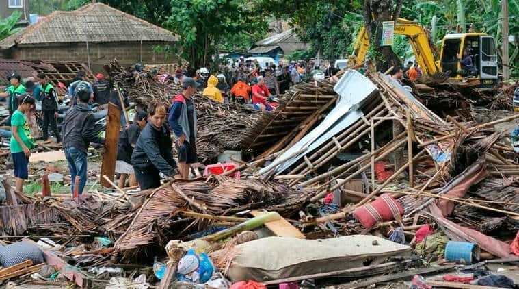 Indonesia volcano tsunami