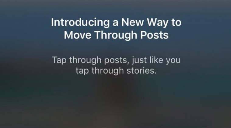 Instagram Pulls Tap-to-Advance Feed After a Brief Accidental Roll Out