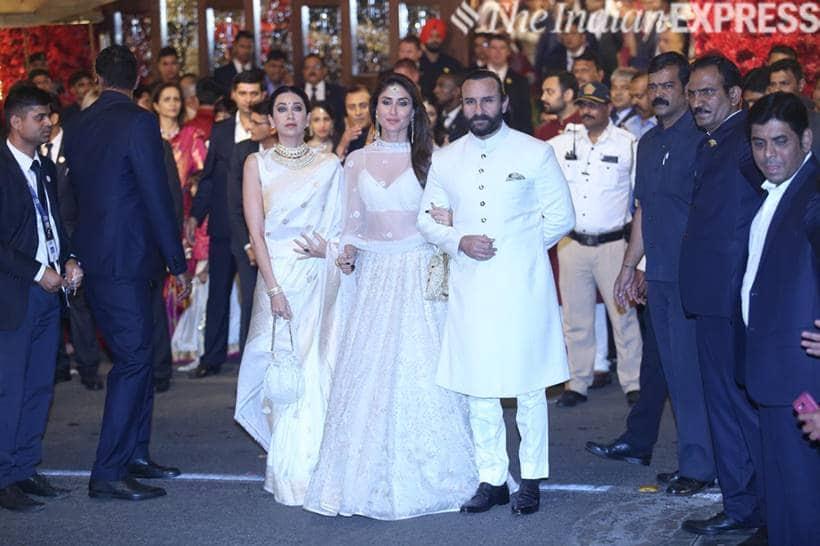 kareena kapoor khan photos isha ambani wedding