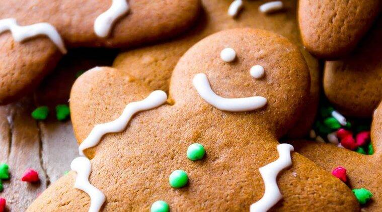 christmas recipe snack cookie