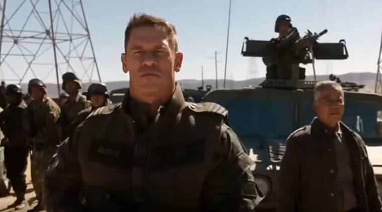 John Cena: I could have played Bumblebee's spare tyre