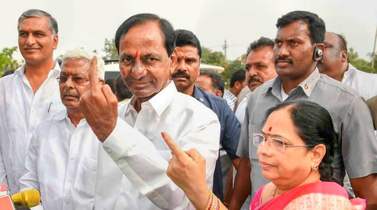 KCR charters a jet, hoping his dream of Front minus Congress, BJP takes flight