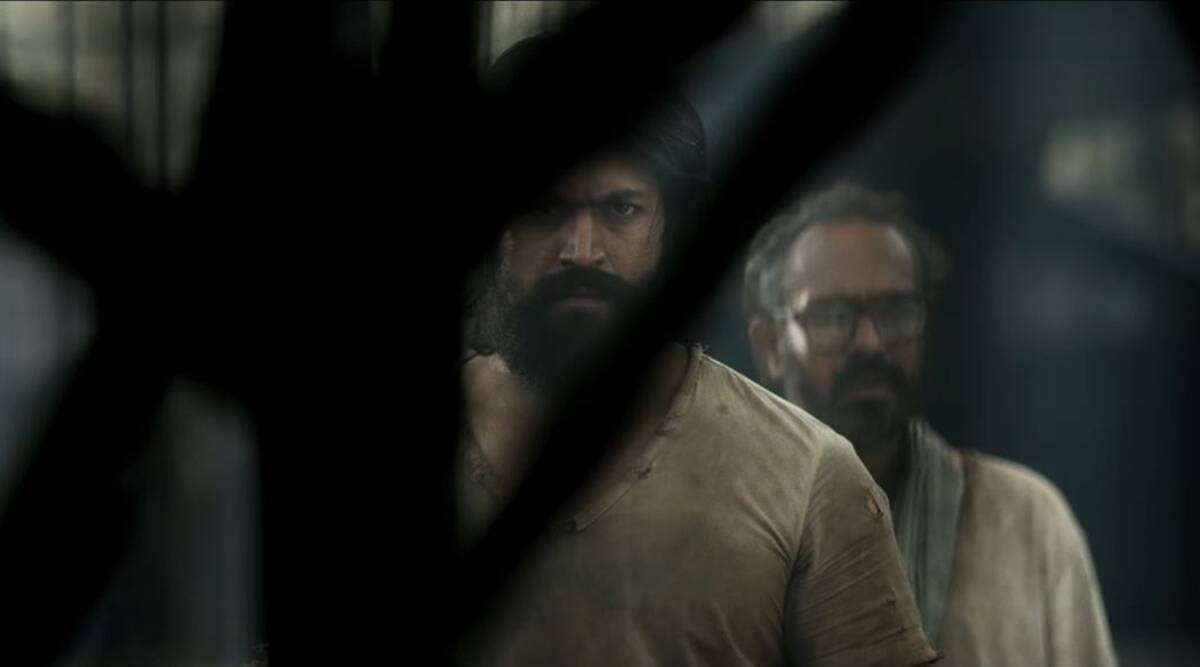KGF movie review: An overstretched exercise in hero worship