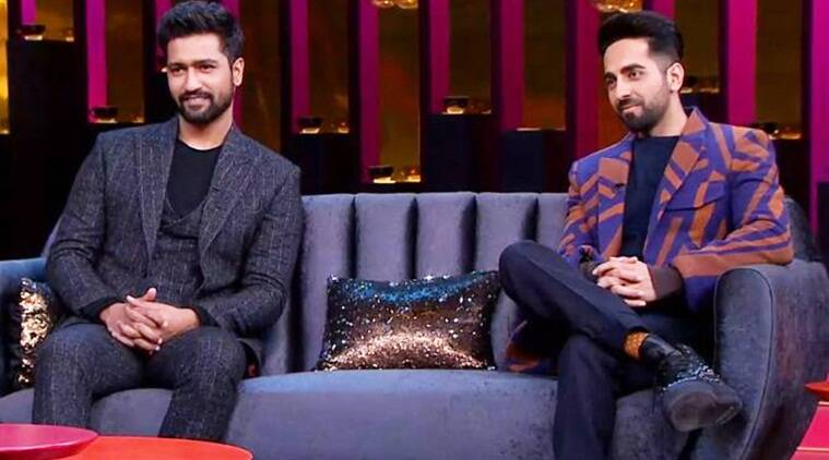 Image result for vicky kaushal with ayushman