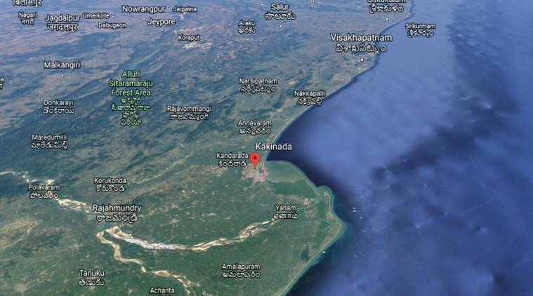 IMD says Cyclone Phethai was 270 km off coast of Kakinada