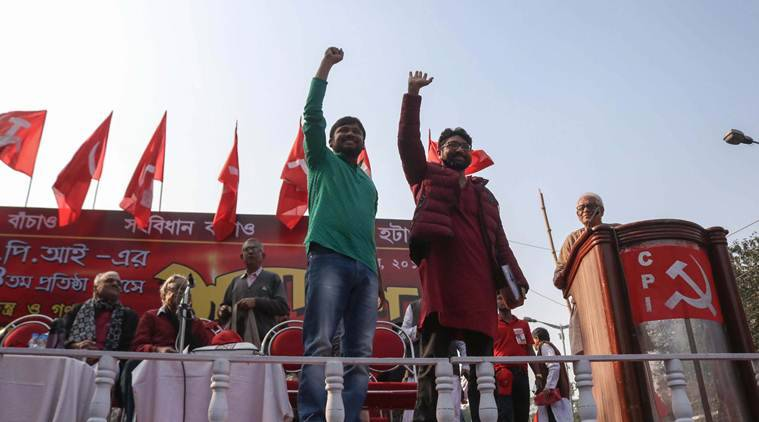 Mamata doing in state what Modi govt is doing to country: Kanhaiya Kumar