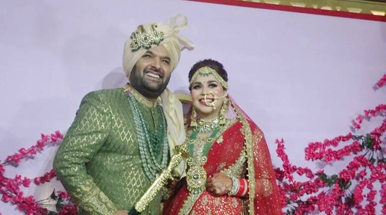 Indian comedian marries long-time girlfriend