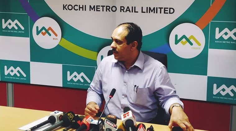 Kochi Water Metro with modern A/C ferries will set sail in December 2019