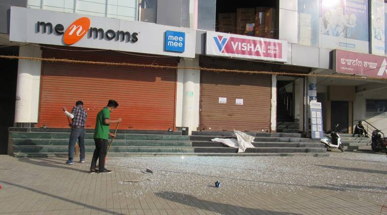 Manipur: Grenade Exploded In Front Of Shopping Mall In Imphal, None Hurt
