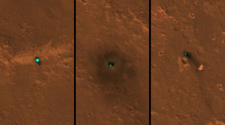 NASA's InSight Lander Takes Its First Selfie From The Surface of Mars