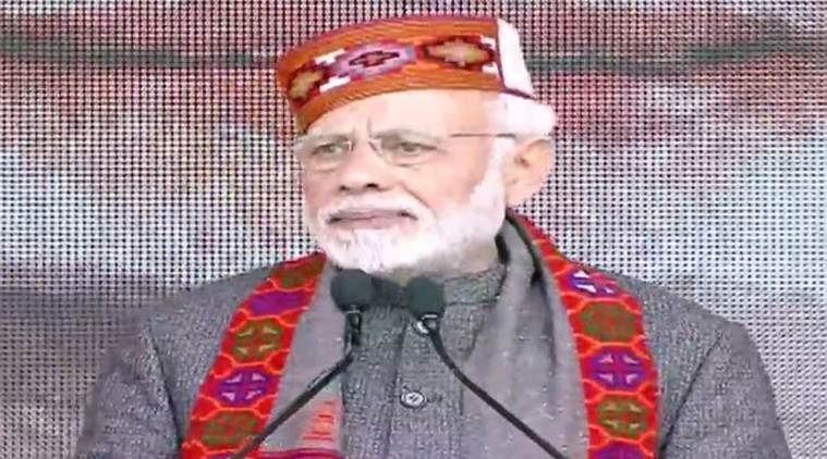 Narendra Modi in Dharamshala LIVE updates: Infrastructure projects worth Rs 26k crore underway in Himachal, says PM