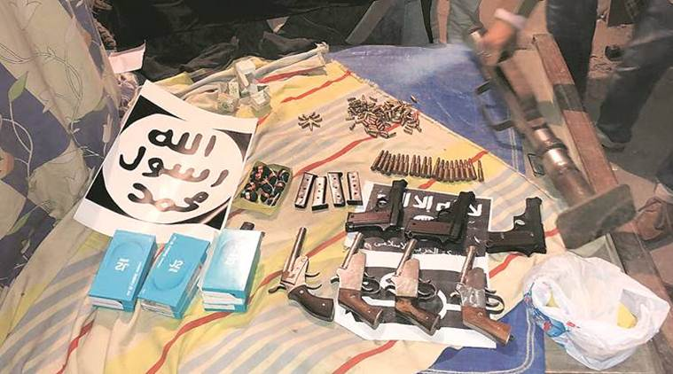 National Investigation Agency arrests man for supplying arms to 'IS module'
