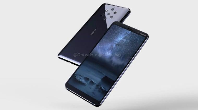 Nokia 9, Nokia 9 PureView, Nokia 9 PureView price in India, Nokia 9 PureView launch in India, Nokia 9 specifications, Nokia 9 features, Nokia 9 MWC 2019, Nokia 9 release date