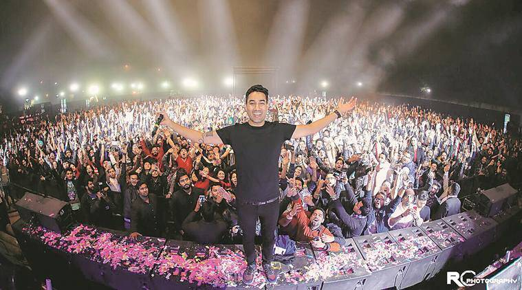 Nucleya, Nucleya DJ, Nucleya music, Nucleya interview, Nucleya music producer, indian express, latest news