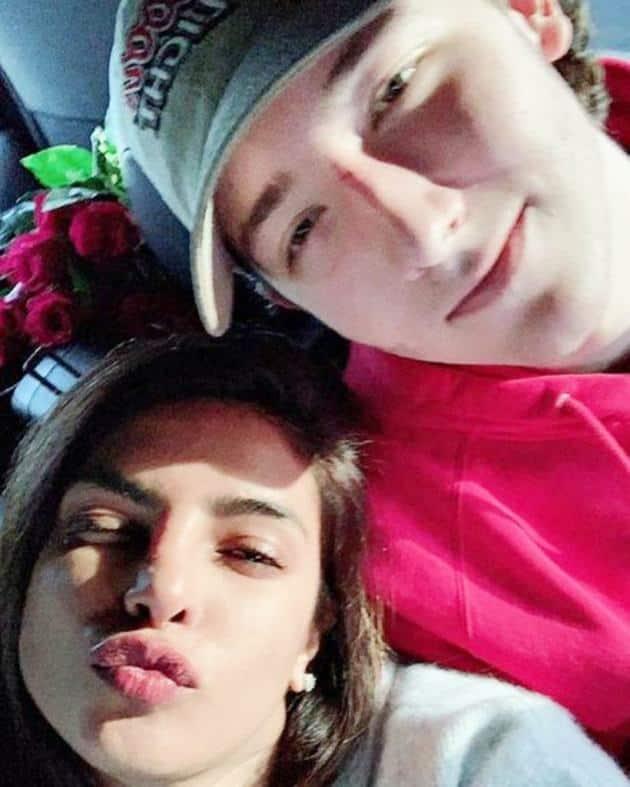 Priyanka Chopra Nick Jonas latest photos