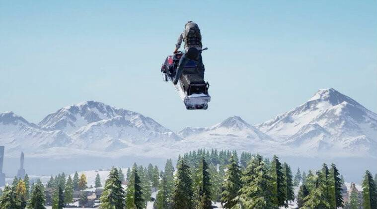 PUBG Mobile gets snow theme, Vikendi update imminent