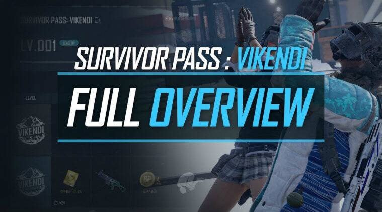 PUBG Vikendi Survivor Pass explained: Everything you need to