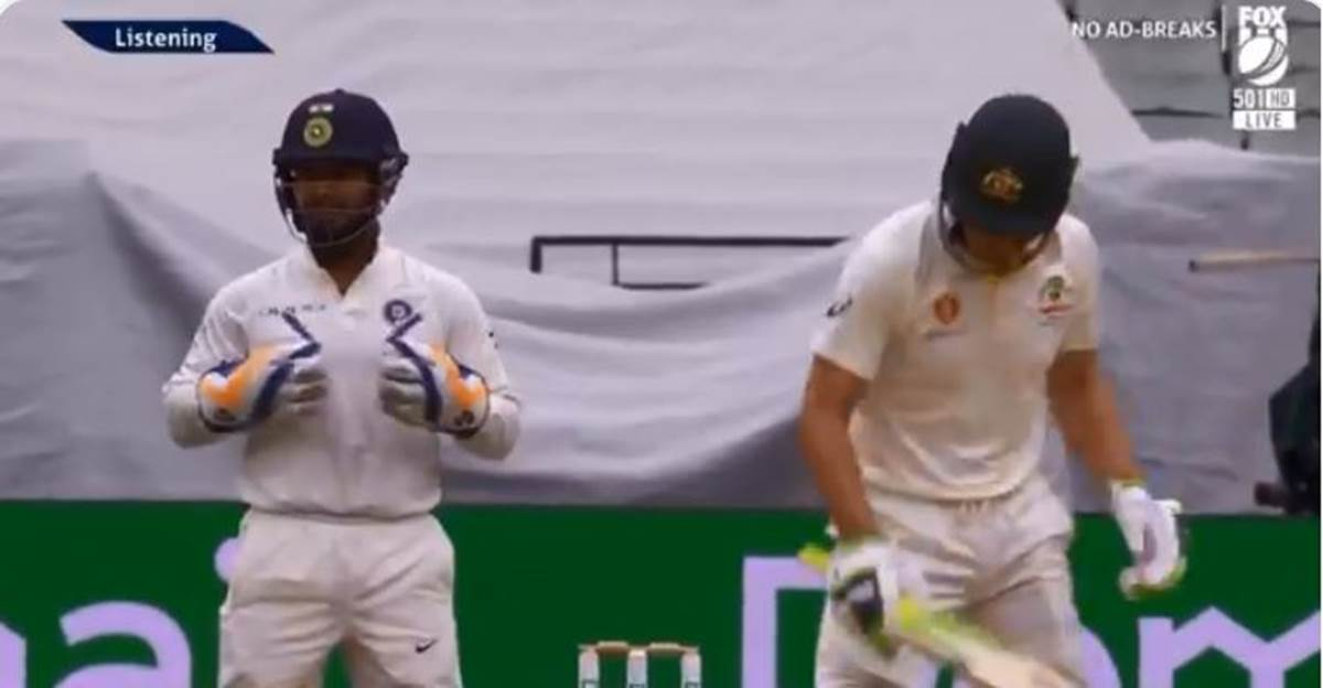 Watch Have You Ever Heard Of A Temporary Captain Rishabh Pant Tears Into Tim Paine Sports News The Indian Express