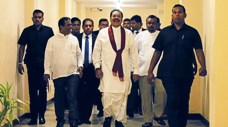 After 2014, There Was Major Breakdown In India-sri Lanka Relations: Rajapaksa