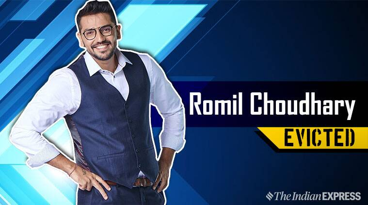 romil choudhary evicted