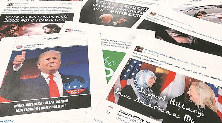 US politics, Russian 'disinformation' on social media: what analysis found
