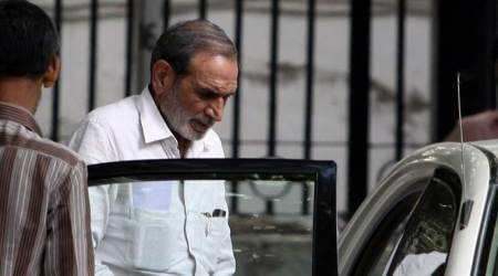 Congress leader Sajjan Kumar was sentenced to life imprisonment on Monday. (Photo credit: Express photo/Amit Mehra)