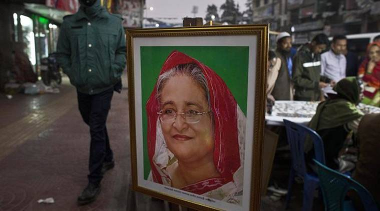 bangladesh elections, bangladesh polls, bangladesh mps to take oath, sheikh hasina, khaleda zia, bnp, bnp mp, bangladesh news, indian express