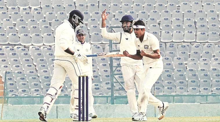 ranji trophy, kerala vs Punjab, ranji trophy 2018, cricket news, sports news, indian express