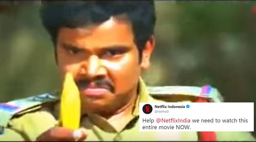 Netflix Indonesia is going 'bananas' over this Telugu movie
