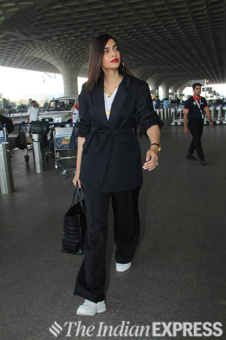 Sonam Kapoor, Sonam Kapoor fashion
