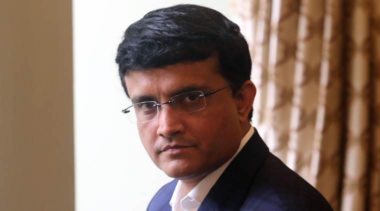 Image result for saurav ganguly become the BCCI president
