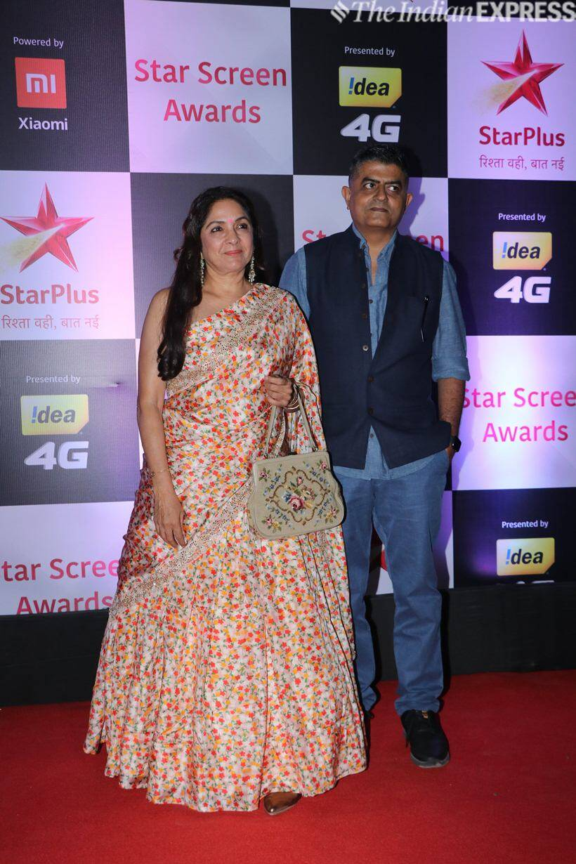 badhaai ho actor neena gupta and gajraj rao