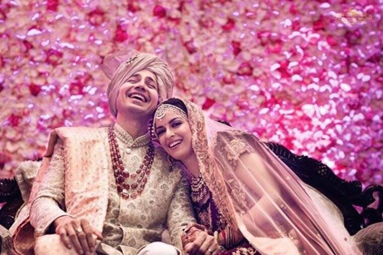 Sumeet Vyas Ekta Kaul wedding photos