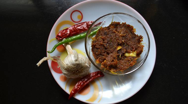 fermented fish, Black lines, Sylheti community of Shillong