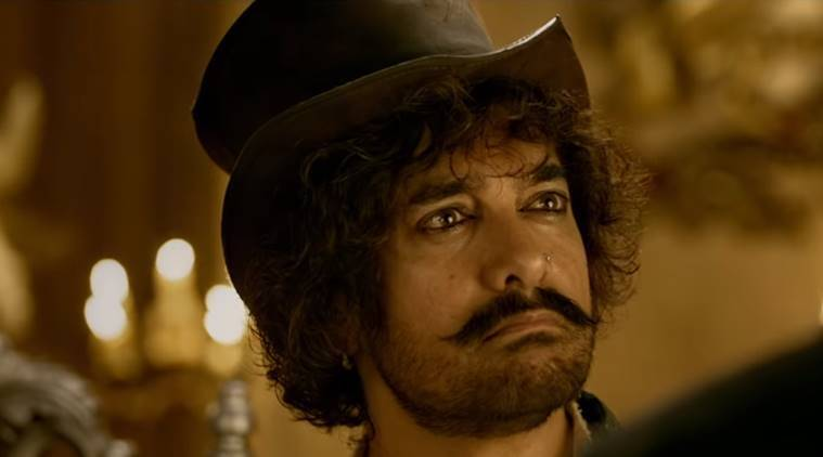Aamir Khan and Amitabh Bachchan starrer Thugs of Hindostan China release