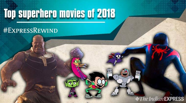 top superhero movies of 2018